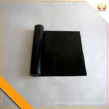 75 micron black polyester film for electroacoustic apparatus